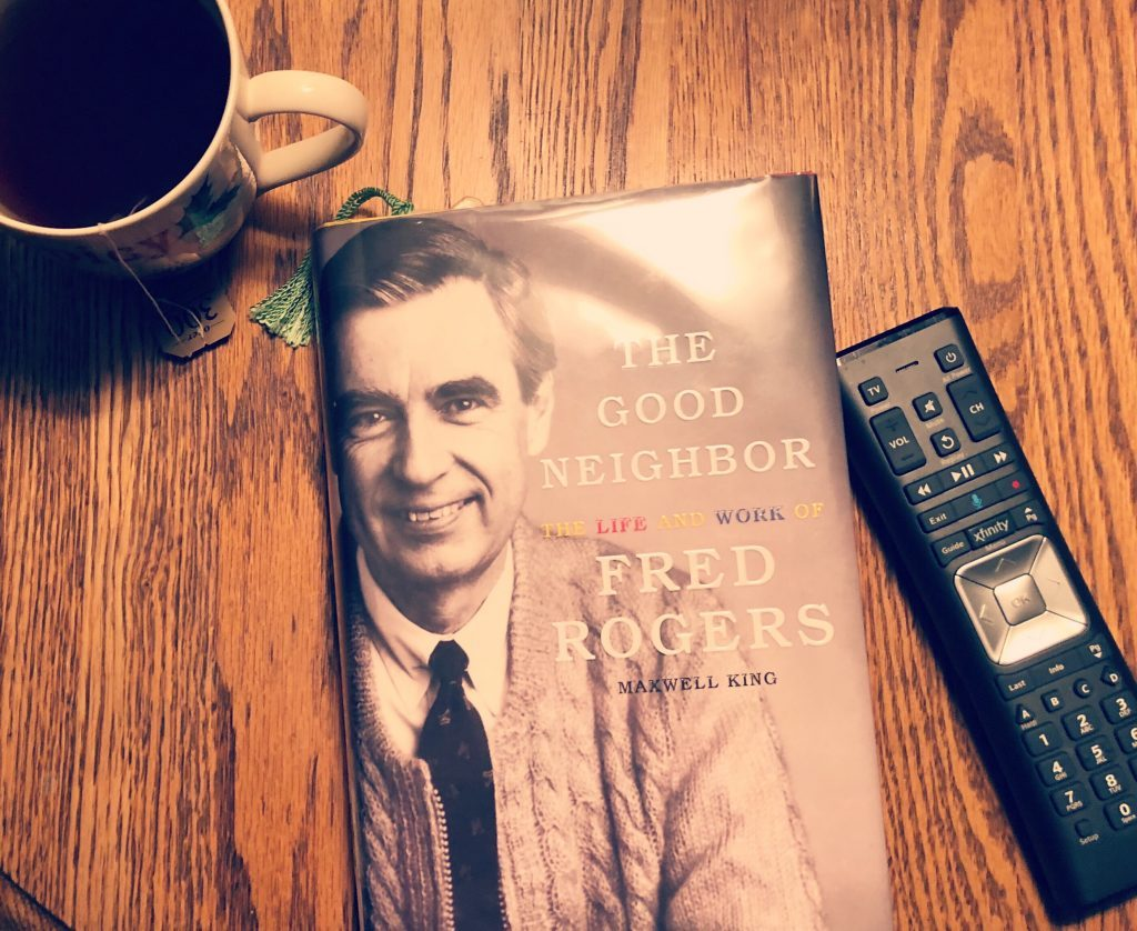 Novel The Good Neighbor: The life and work of Fred Rogers