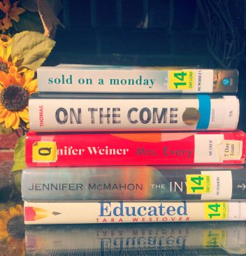 Books to read in September